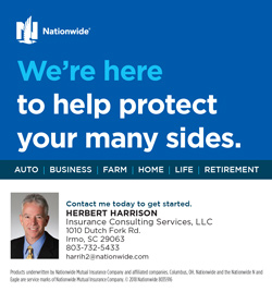 Nationwide Insurance Herb Harrison